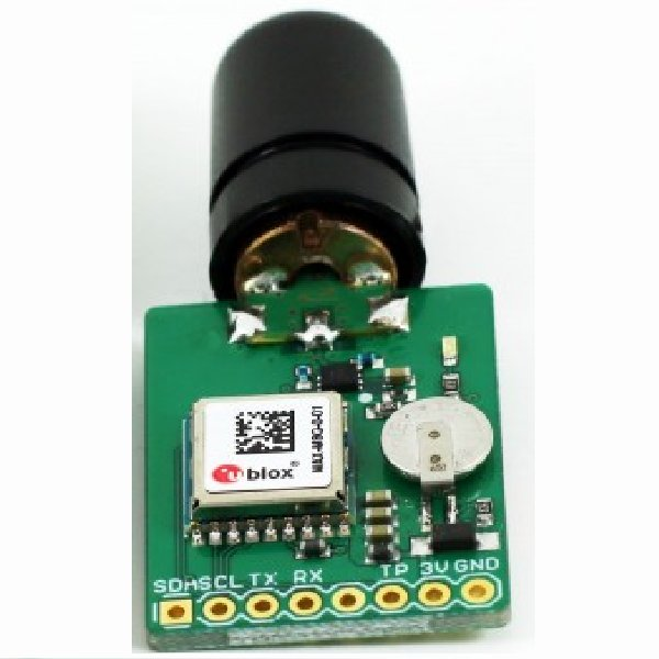 uBLOX MAX-M8C Pico GPS Breakout with Chip Antenna – Airspy US