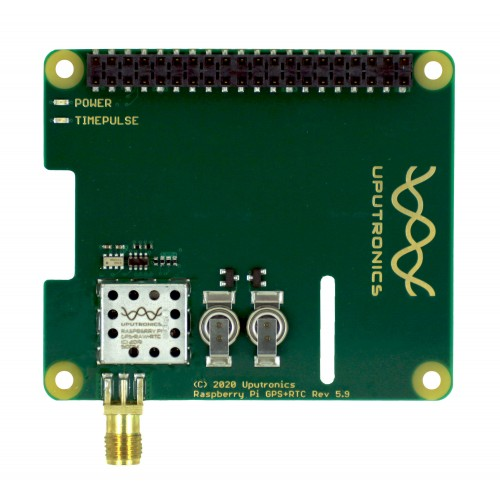 UPU-Rpi-GPS-RTC